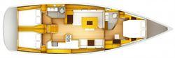 Sun Odyssey 509 (3Cab)