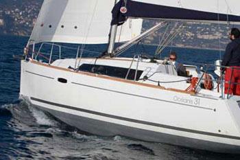 Oceanis 31 (2Cab)