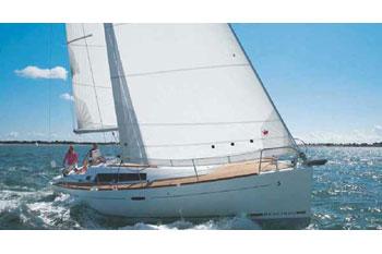 Oceanis 37 (3Cab)
