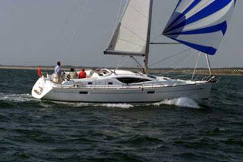 Sun Odyssey 42 DS (2Cab)