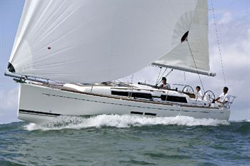 Yacht Charter Dufour 375 Grand Large  - Sailing Yacht in Taalintehdas - Finland