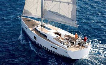 Alquiler Barcos Hanse 545e - Velero ins Procida / Marina Di Procida - Italia