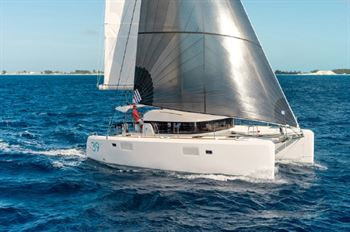 Yacht Charter Lagoon 39  - Sailing Yacht in New Caledonia / Noumea - New Caledonia