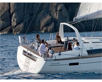 Yacht Charter Oceanis 45 KOS 45,6 - Sailing Yacht in Lefkas - Greece