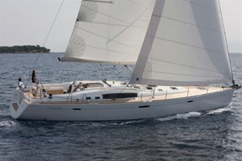 Yachtcharter Oceanis 54 - Segelyacht ab Kalamaki (Athen) - Griechenland
