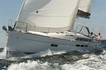 Yacht Charter Sun Odyssey 509  - Sailing Yacht in New Caledonia / Noumea - New Caledonia