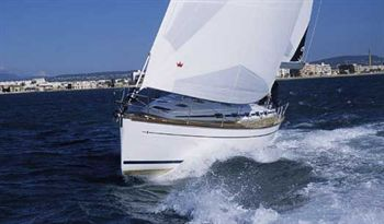 Yacht Charter Bavaria 49 Iolkos - Sailing Yacht in Kalamaki (Athens) - Greece