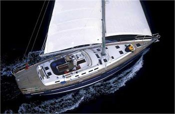 Yacht Charter Beneteau 57 Sea Star - Sailing Yacht in Kalamaki (Athens) - Greece