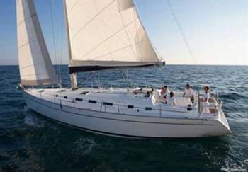 Yacht Charter Beneteau Cyclades 50.5 Triton - Sailing Yacht in Corfu / Marina Gouvia - Greece