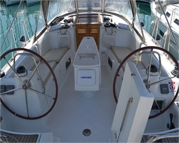 Yacht Charter Oceanis 40  - Sailing Yacht in Sukosan - Croatia