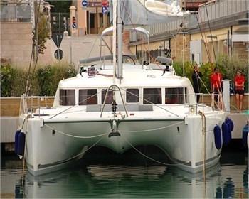 Yachtcharter Lagoon 440  Flybridge - Segelyacht ab San Vincenzo - Italien