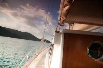 Yacht Charter Meta IV - Ketch Meta IV - Sailing Yacht in Mergui Archipelago / Kawthaung - Burma / Myanmar