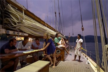 Yacht Charter Sunshine - Schooner Sunshine - Sailing Yacht in Mergui Archipelago / Kawthaung - Burma / Myanmar