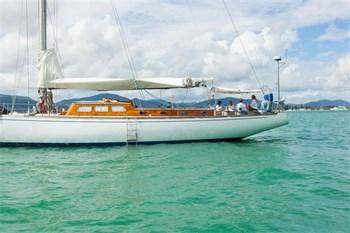 Yacht Charter Classique Scame - Houseboat in Mergui Archipelago / Kawthaung - Burma / Myanmar