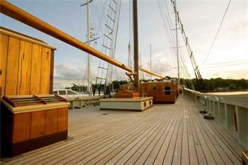 Yacht Charter Classique Raja Laut - Houseboat in Mergui Archipelago / Kawthaung - Burma / Myanmar
