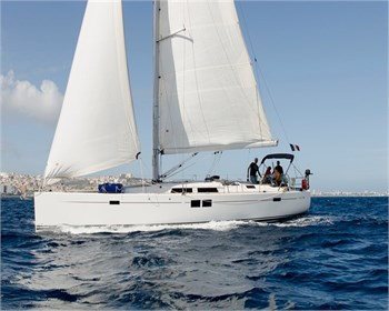 Yacht Charter Hanse 505  - Sailing Yacht in St. Martin / Anse Marcel - Saint Martin
