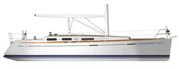 Yacht Charter Dufour 325 Grand Large  - Sailing Yacht in Yalikavak / Bodrum Peninsula - Turkey