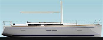 Yacht Charter Dufour 405  - Sailing Yacht in Taalintehdas - Finland