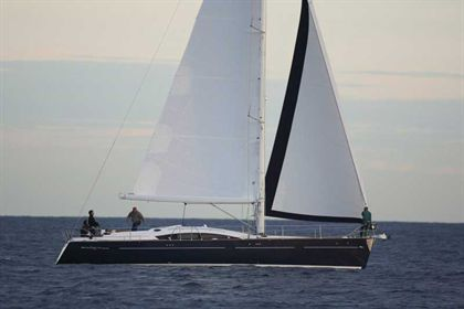 Yacht Charter Elan Impression 514 ALEXANDER THE GREAT (LAVRIO) - Sailing Yacht in Lavrion - Greece