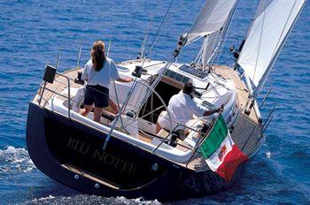 Yachtcharter Grand Soleil 40 - Segelyacht ab Sizilien / Marsala - Italien