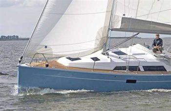Yacht Charter Hanse 350  - Sailing Yacht in Lefkas - Greece