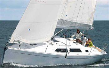 Yacht Charter Hanse 355  - Sailing Yacht in Phuket / Yacht Haven Marina - Thailand