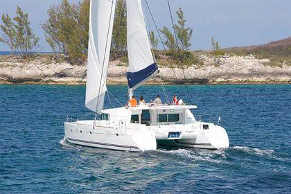 Yacht Charter Lagoon 500  - Sailing Yacht in St. Martin / Anse Marcel - Saint Martin