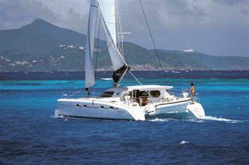 Yacht Charter Nautitech 47  - Sailing Yacht in Kalamaki (Athens) - Greece