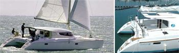 Yacht Charter Nautitech 40 Tassis - Sailing Yacht in Lefkas - Greece