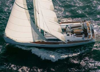 Yacht Charter Oceanis 46  - Sailing Yacht in Lefkas - Greece