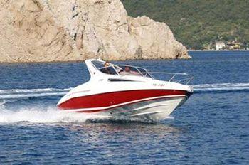 Yacht Charter Salpa Laver 20.5  - Motor Yacht in Sukosan - Croatia