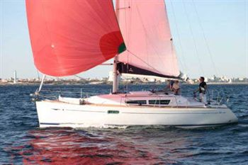 Yacht Charter Sun Odyssey 36i PIETVIS - Sailing Yacht in Klaipeda - Lithuania