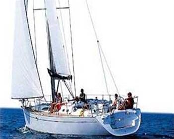 Yachtcharter Sun Odyssey 43 - Segelyacht ab San Vincenzo - Italien