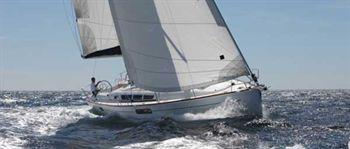 Yacht Charter Sun Odyssey 44i Osiride II - Sailing Yacht in Tropea - Italy