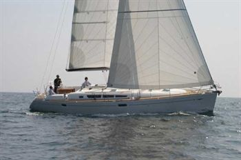 Alquiler Barcos Sun Odyssey 45 - Velero ins Salerno - Italia