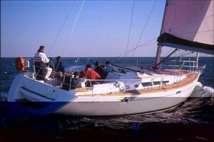 Yachtcharter Sun Odyssey 49 - Segelyacht ab Kalamaki (Athen) - Griechenland