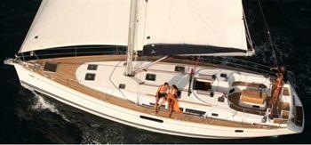 Yachtcharter Sun Odyssey 49i - Segelyacht ab Marina Kastela - Kroatien