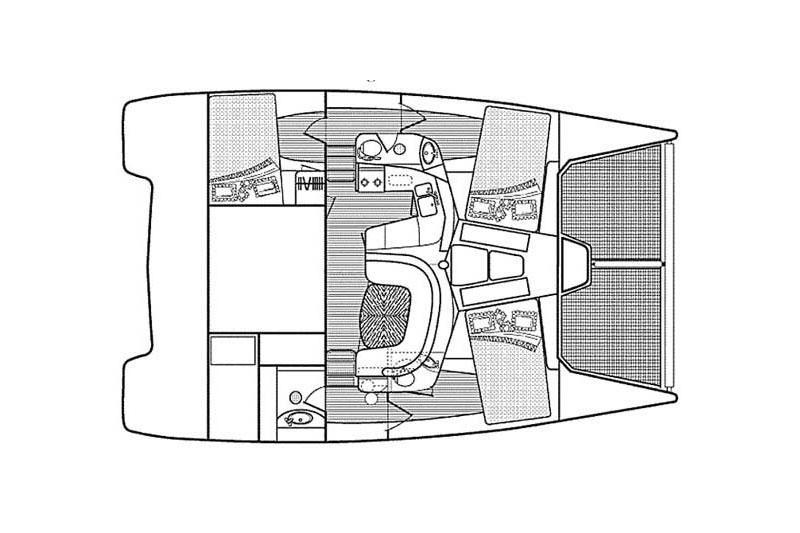 Leopard 38 3cab Sibenik