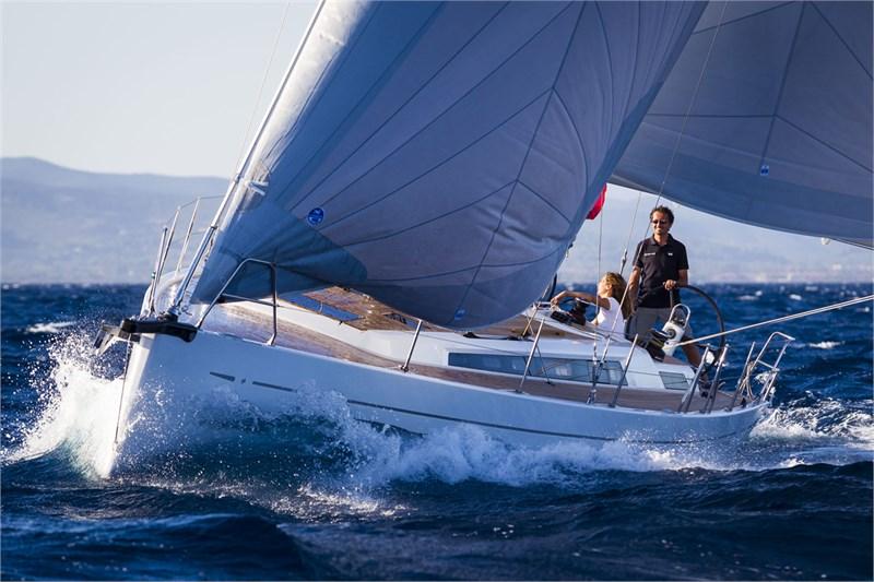 Аренда яхты Grand Soleil 43 (3Cab)  /2005