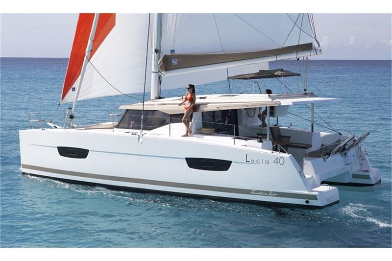 Аренда яхты Lucia 40 (4Cab)  /2017