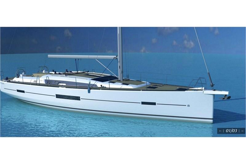 Аренда яхты Dufour 512 Grand Large (5Cab)  /2017