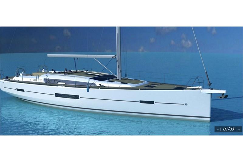 Аренда яхты Dufour 512 Grand Large (4Cab)  /2017