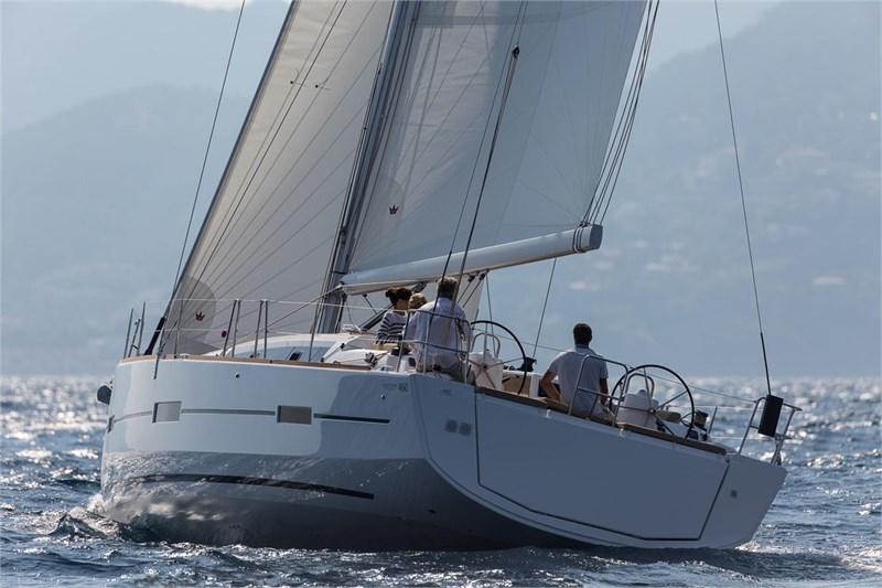 Аренда яхты Dufour 460 Grand Large (3Cab)  /2020