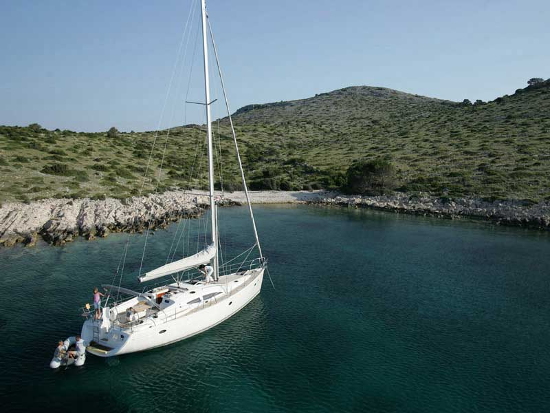 Yacht Charter Elan Impression 434 ...