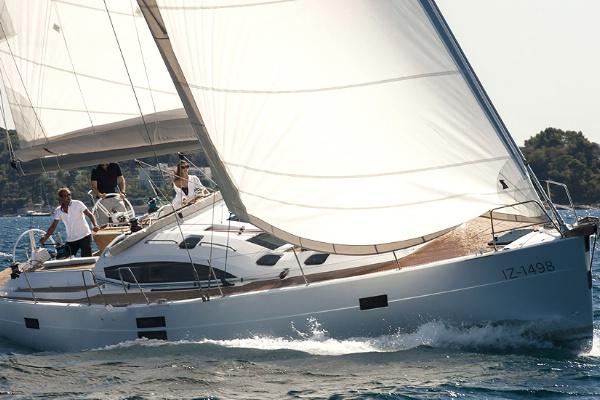 Аренда яхты Elan Impression 494 (5Cab)  /2013