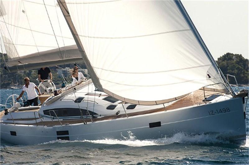 Аренда яхты Elan Impression 494 (4Cab)  /2014