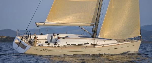 Аренда яхты First 45 (3Cab)  /2014