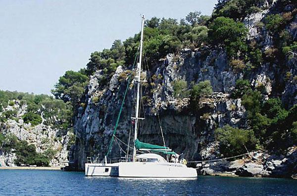 Yacht Charter Fidji 39 - Marmaris - Turkish Coast - Turkey - Mediterranean