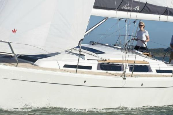 Аренда яхты Hanse 345 (3Cab)  /2013