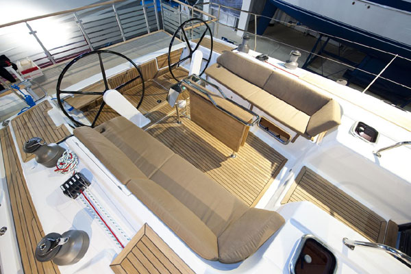 Yacht Charter Hanse 495 ...